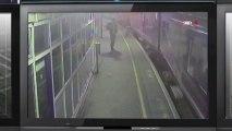 Ivres, les usagers des transports britanniques échappent à la mort