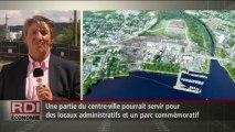 RDI Économie - Entrevue avec Gilles Pansera