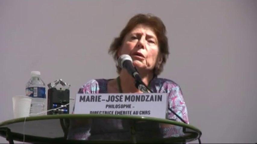 Conférence de Marie-José  Mondzain : Les rencontres d'Arles 2013