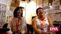Sophie et Marie-Paule, gagnantes du concours DNA FAV Reporter