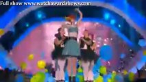 Paramore performance Still Into You Teen Choice Awards 2013
