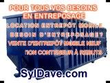 SylDave entrepot mobile Trois-Rivières