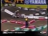 AMA Supercross 2000 Pontiac 2 125cc and 250cc Main Events