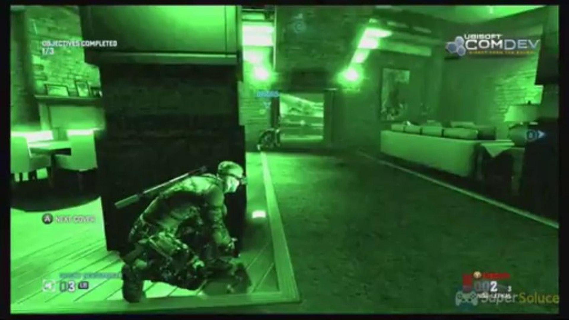 Splinter Cell : Blacklist - Gameplay Multi