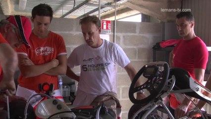 24 Heures Karting 2013, découverte de la piste