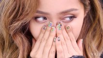 Vogue Beauty - Michelle Phan Re-creates Cara Delevingne's Beauty Look