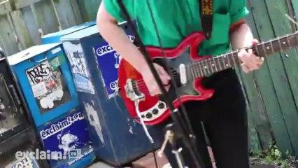 Yellowteeth - Shirtlifter (Live on Exclaim! TV)