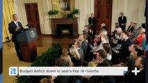 Germany's Angela Merkel teaches history class on Berlin Wall anniversary