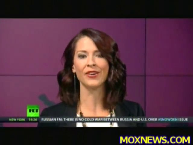 Abby Martin Calls Out MSNBC's Rachel Maddow For Painting 9/11 Truthers As Potential Terrorist
