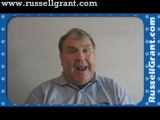 Russell Grant Video Horoscope Libra August Wednesday 14th 2013 www.russellgrant.com