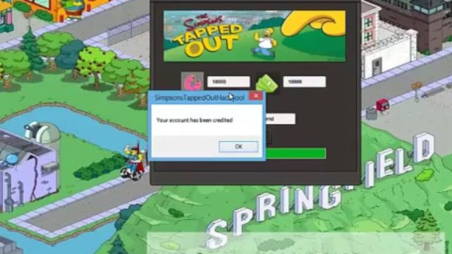 Simpsons Tapped Out Hack - {Hack Simpsons Tapped Out v2.1 Me