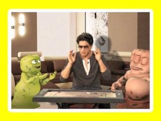 Shahrukh Khan says Bakwaas Band Kar Part-I