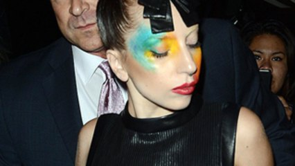 Lady Gaga causes chaos after leavin gay nightclub