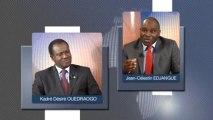 L'INVITE DU JOUR - KADRE DESIRE OUEDRAOGO- Burkina Faso