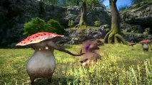 Final Fantasy XIV : A Realm Reborn (PS3) - Trailer synthétique japonais