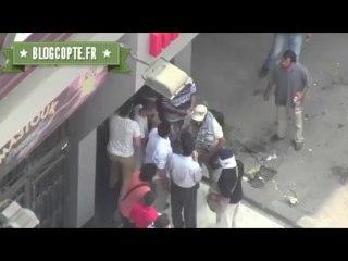 Les frères musulmans tirent à balles réelles sur l'armée