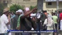Plus de 120 manifestants tués dans la dispersion des pro-Morsi