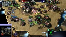 Dayshi vs Happy - Game 1 - WCS Starcraft 2