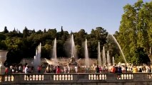 Féerie des eaux 2013 à la fontaine