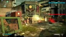NEW Call of Duty Ghosts - Official Full Multiplayer Gameplay Match - 6v6 Cranked on Strike Zone