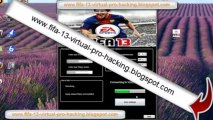 This is the Cheats hack tutorial about FIFA 13 Virtual Pro. You can Learn how to do FIFA 13 Virtual Pro Hack from- http://fifa-13-virtual-pro-hacking.blogspot.com/  So do you have any more questions about this feel free to reply about it on the web site v