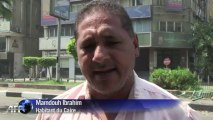 Egypte: nettoyage au Caire au lendemain des violences