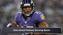 Overvalued Fantasy Football Players