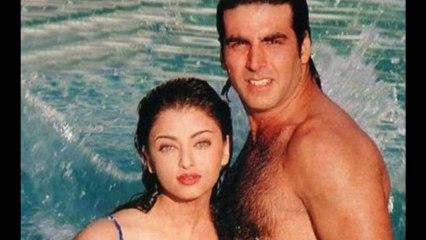 Aishwarya Rai Rare In Bikni With Akshay Kumar In 1996 I Unseen PicturesI HD (HD)
