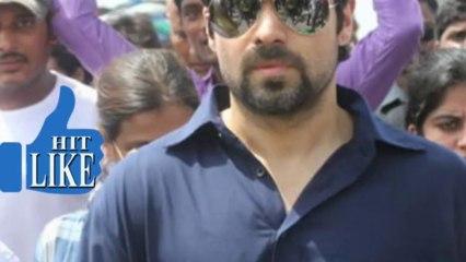 Emraan Hashmi At Haji Ali Dargah (HD)