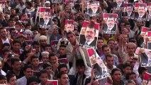 Au Yémen, manifestation de soutien au président déchu Morsi