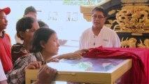 """Birmanie: """"Monsieur funérailles"""", star au service des pauvres"""