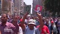 Les pro-Morsi défilent au Caire