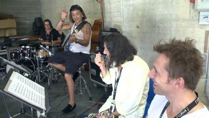 Teaser making-of du concert de Vladimir Cosma à Carcassonne le 7 juillet 2013