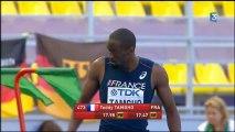 Qualifications triple saut H - ChM 2013 athlétisme (Tamgho, Rapinier, Saku Bafuanga)