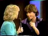 Andy Gibb and Barbara Mandrell - Under Your Spell Again + dialogue