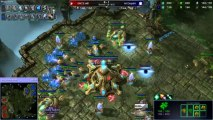 Dayshi vs elfi - Game 2 - WCS Season 2 2013 Challenger League Group C Starcraft 2