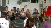 """PARACHUTISME – RASSEMBLEMENT FEMININ NATIONAL 2013 : """"Conférence femme et parachutisme 5"""""""