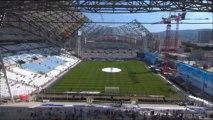Flash en direct du Stade Vélodrome avant OM-Evian