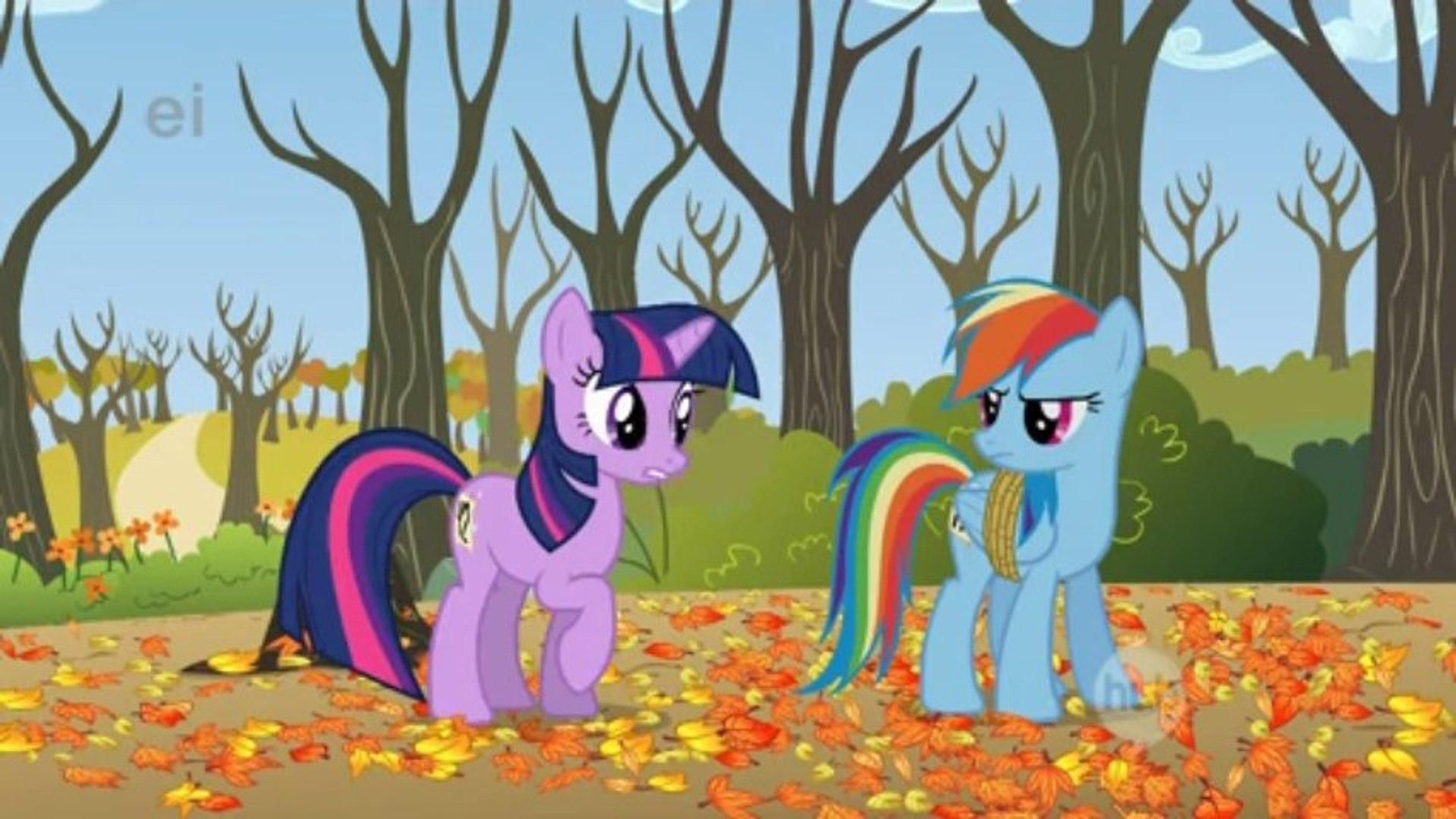 My Little Pony Friendship is Magic-Season 1 Episode 13 Fall Weather Friends