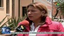 ONG piden garantías para el paro nacional agrario en Colombia