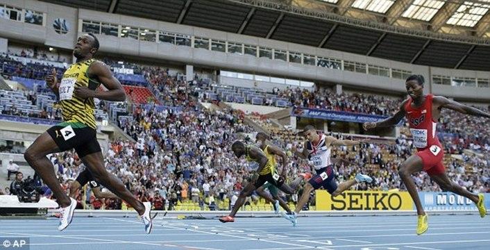 Mondiaux d'athlétisme : Usain Bolt reste le roi sur 200 m