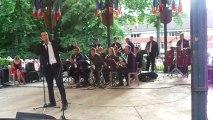 Concert du MS Big Band à Cambrai, le 15 août 2013 !...