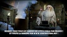 Le Père Fouras de Fort Boyard remixe les Daft Punk  avec We're up all night to get fort !
