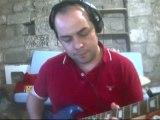 INSPIRATION avec une guitare gibson SG supreme speciale sur du rock blues en son classic