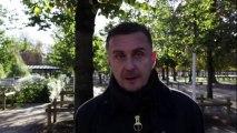 DOUAIRE Pierre-Evariste, Fiac Hors les murs 2012, Philippe Ramette et  Lionel Sabatté