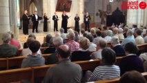 Concert du chœur des nouvelles voix de Saint-Petersbourg - Concert du chœur des nouvelles voix de Saint-Petersbourg
