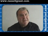 Russell Grant Video Horoscope Taurus August Monday 19th 2013 www.russellgrant.com