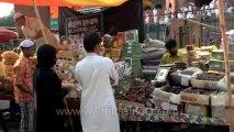 Delicacies and aftertaste: Food stalls at Jama Masjid