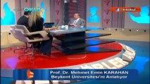 Rektörler Anlatıyor - Beykent Üniversitesi Rektörü Prof. Dr. Mehmet Emin Karahan