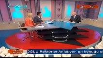 Rektörler Anlatıyor   Adıyaman Üniversitesi Rektörü Prof  Dr  Mustafa Talha Gönüllü